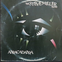 Lp The Steve Miller Band - Abracadabra - Vinil Raro