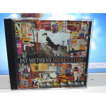 Pat Metheny, Cd Secret History, Geffen-1992