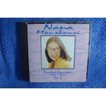 Nana Mouskouri - Nuestras Canciones Vol.2 - Cd Importado
