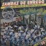 Lp Sambas De Enredo - Grupo 1 - Carnaval 86 Vinil Raro