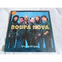 Lp Roupa Nova / Vida Vida / Ano 1994 / Com Encarte