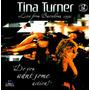 Cd Duplo Tina Turner = 2 Cds Live In Barcelona 1990 Lacrado!