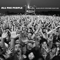 Blur All The People: Live At Hyde Park 02 July 2009 (2 Cd)