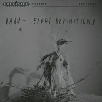 Cd Daau - Eight Definitions (importado Lacrado) Banda Belga