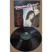 Vision Quest Lp Nacional Trilha Do Filme 1985