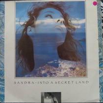 Lp Sandra - Into A Secret Land - Vinil Raro