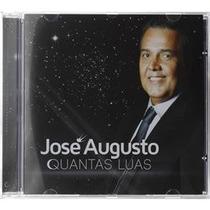 Cd José Augusto - Quantas Luas