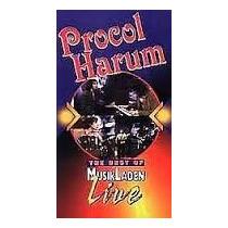 Vhs Procol Harum - The Best Of Musikladen Live (vhs)