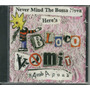 Bloco Vomit- Never Mind Bossa Nova Samba Punk, Cd Lacrado