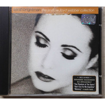 Cd Sarah Brightman The Andrew Lloyd Webber Collection.