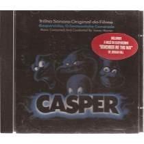 Cd-casper-trilha Sonora Original Do Filme-em Otimo Estado