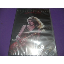 Taylor Swift Speak Now World Tour Dvd Novo E Lacrado