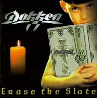 Dokken - Erase The Slate Importado