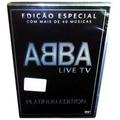 Dvd Abba Lacrado! = Ao Vivo Live Tv Mamma Mia Dancing Queen!