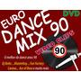 1 Dvd Com 100 Video Clips Euro Dance Anos 90 Frete Grátis