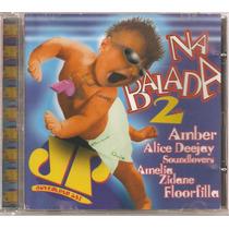 Cd Jovem Pan Na Balada 2 2000 ( Dance )