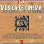 Cd - Música De Cinema - Caras - Volume 4 - Novo - Lacrado.