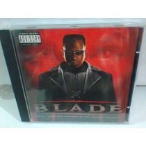 Cd Blade / Trilha Sonora --1998-- (frete Grátis)