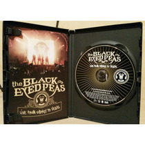 Dvd The Black Eyed Peas Live From Sidney To Vegas - Original