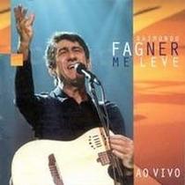 Cd Fagner - Me Leve Ao Vivo -part. Zeca Baleiro (2002)