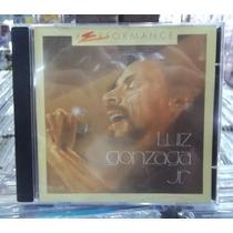 Luiz Gonzaga Jr Performace Cd Original Est Impec