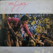 Lp Joan Baez - European Tour - Vinil Raro