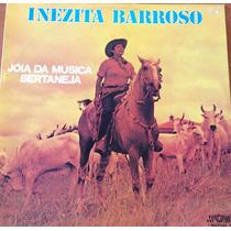Lp Vinil - Inezita Barroso - Jóia Da Música Sertaneja