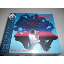 Cd - Sepultura - Squizophrenia - Digipack Novo Lacrado