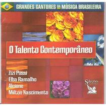 Cd Grandes Cantores Da Música Brasileira - 3 Cd