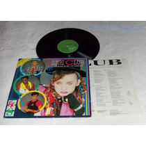 Lp Culture Club Colour By Numbers 1984 Virgin + Encarte