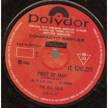 The Bee Gees Compacto First Of May