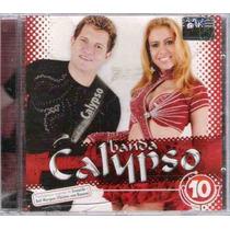Cd Banda Calypso 10 / Frete Gratis