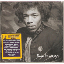 Cd Jimi Hendrix - People, Hell And Angels - Novo***