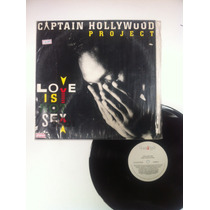Lp Vinil - Captain Hollywood - Love Is Not Sex