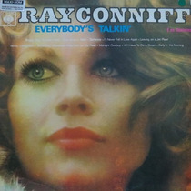Lp Ray Conniff - Everybody`s Talkin` - Vinil Raro