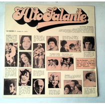 Lp Alto Falante 1976 Paulinho Da Viola Clara Nunes E Outros