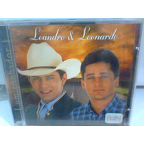 Cd Leandro & Leonardo / Um Sonhador (frete Grátis)