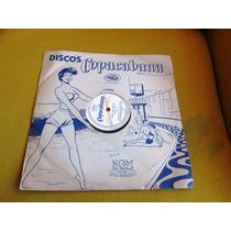 78 Rpm The Golden Boys Jingle Bells 1958 Pré Jovem Guarda