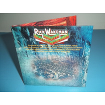 Rick Wakeman - Cd Journey To The Centre Of The Earth - 1974