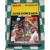 Fita K7 Luiz Gonzaga - O Homem Da Terra