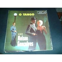 Lp Vinil O Tango Na Voz De Nelson Gonçalves