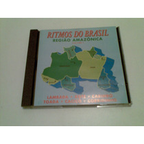 Cd Ritmos Do Brasil Regiao Amazonica Vol. 1 1994