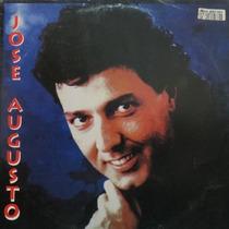 Lp José Augusto - A Noite Mais Linda - Vinil Raro