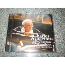 Cd Charles Aznavour The Clayton Ham / Lacrado Frete Gratis