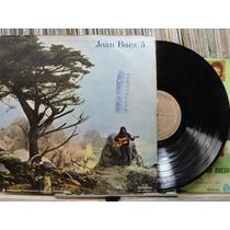 Joan Baez 5 Acompanhando - Se Ao Violão Lp Vanguard