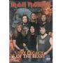 Dvd, Iron Maiden Legacy Of The Beast ( Raro) - A Trajetória