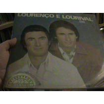 Lp - Lourenço E Lourival -bandida - Excelente-original