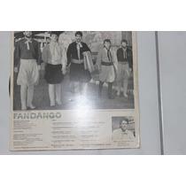 Lp Vinil Grupo Fandango - Pedaço De Chão