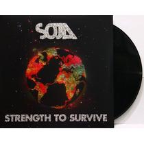 Lp Vinil Soja Strength To Survive Duplo Importado