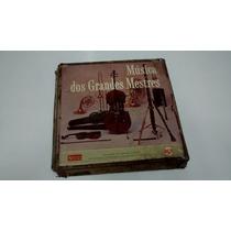 Música Dos Grandes Mestres 12 Discos Coleção
